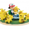 G.E.M. Series Pokemon Ash Ketchum & Pikachu (Many Pikachu Ver.) Complete Figure(Pre-order)