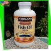 Fish oil 1000mg.400softgels Kirkland
