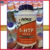 5-HTP 100mg.120 Veg Capsules Nowfood บำรุงประสาท ช่วยนอนหลับ