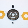 STEEL#45 SPUR GEAR (57T) - 1PC SET (FOR SCX10 II, SMT10 MONSTER JAM AX90055)