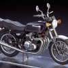 1/12 NAKED BIKE No.04 Kawasaki Z400FX Plastic Model Plastic Model(Back-order)