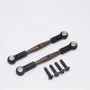 SPRING STEEL STEERING TIE ROD WITH PLASTIC ENDS - 1PR SET