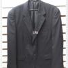 0046--เสื้อสูทชาย สีดำ GEORGO อก 42 นิ้ว
