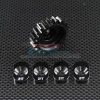 STEEL CLUTCH BELL PINION (21T) WITH PADS - 5PCS SET