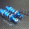 ALLOY FRONT/REAR ADJUSTABLE ALLOY BALL TOP 53MM DAMPER - 1PR