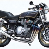 1/12 NAKED BIKE No.18 Kawasaki Z750FX Full Tune Plastic Model(Back-order)