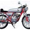 1/12 NAKED BIKE No.37 Honda Dream 50 Custom Plastic Model(Back-order)