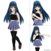 1/12 Assault Lily Series 030 Custom Lily TYPE-E Lily Battle Dress ver. Blue Complete Doll(Pre-order)