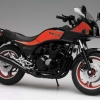 1/12 NAKED BIKE No.14 Kawasaki GPz400 Plastic Model(Back-order)