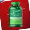 Ultra Vita Man™ 50 Plus 120 Caplets(Puritan's Pride) บำรุงผู้ชาย