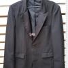 0039--เสื้อสูทชาย สีดำ raffinati อก 40 นิ้ว