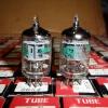 หลอด Matched gm NOS GE 5654W 6AK5 EF95 E95F USA Tube Valve ( 1 คู่ )