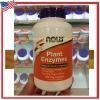 Now Foods - Plant Enzymes 240 Veg Capsules ช่วยย่อยอาหาร