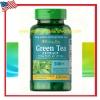 Green Tea Standardized Extract 500 mg (EGCG 350mg) 120 Capsules Puritan's Pride