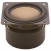 "Hi-Vi B3S 3"" Full Range, Copper Color Cone"