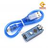 Arduino Nano 3.0 Mini USB รุ่นใหม่ชิฟ CH340G แถมฟรี สายUSB