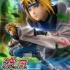 Naruto Shippuuden - Namikaze Minato - G.E.M. - 1/8 (Limited Pre-order)