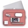 """กระเป๋า Apple Macbook รุ่น Air, Pro Retina 13"""" Laptop Sleeve Case Bag Pink (สีชมพู)"""