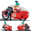 DESKTOP REAL McCOY - Dragon Ball Z: Bulma Repaint ver.3.5 (Limited Color)(Pre-order)