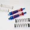 ALLOY FRONT/REAR DAMPERS WITH ALLOY BALL ENDS - MSV398F/R