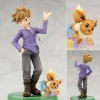 "ARTFX J - ""Pokemon"" Series: Blue with Eevee 1/8 Complete Figure(Pre-order)"