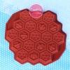 แม่พิมพ์ซิลิโคน รังผึ้ง 4 เซน