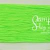 เชือกร่ม #1 สีเขียวอ่อน