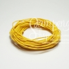 เชือกคอตตอน สีเหลือง 1.5มิล (1หลา)