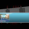กล้องติดรถยนต์ Supercam รุ่น RM01 dual