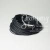 เชือกคอตตอน สีดำ 1.5มิล (1หลา)