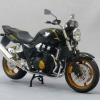 1/12 Complete Motorcycle Model Honda CB1300 SUPER FOUR (BLACK)(Back-order)
