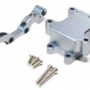 ALLOY FRONT DAMPER PLATE WITH GEAR BOX & SCREWS - TT028