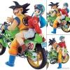 DESKTOP REAL McCOY 05 Dragon Ball Z - Son Goku & Chichi Complete Figure(Pre-order)