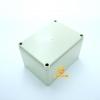 กล่องอิเล็กทรอนิกส์ อเนกประสงค์ กันน้ำ สีเทา 140*105*87mm