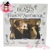 Fantastic Beasts Fashion Book