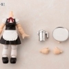 Cu-poche Extra - Waitress Body Short Length (Black)(Pre-order)