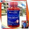 Omega fish oil ลดไขมัน บำรุงสมอง-หลอดเลือด