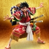 One Piece - Portrait Of Pirates Monkey D. Luffy KABUKI EDITION (Limited Pre-order)