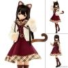 EX Cute Family -meow x meow a la mode- Siam-neko / Mia Complete Doll(Pre-order)