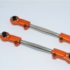STEEL FRONT UPPER ARM WITH ALLOY ROD END (TIE ROD DESIGN) - LO5T054S