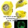 นาฬิกาผู้หญิง CASIO Baby-G Standard Analog Digital Ladies Watch รุ่น BGA-170-9B