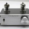FX-AUDIO TUBE-01 DC12V 1A Bile Preamp Tube Amplifier Buffer 6J1 HIFI Audio