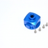 ALUMINIUM DIFF CASE - 1PC SET