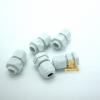 ข้อต่อพลาสติกกล่องกันน้ำ PG7 4-7mm