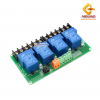 Relay Module 5V 4 Channel isolation High And Low Trigger 250V/30A