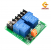Relay Module 5V 2 Channel isolation High And Low Trigger 250V/30A