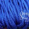 เชือกถัก P.P. #5 สีน้ำเงิน (10เมตร)