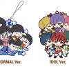 "Toy'sworks Collection Niitengo SisterS ""Osomatsu-san"" Rubber Strap (Set of 2)(Pre-order)"