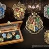 House Crest Pins