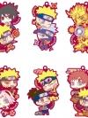 Rubber Mascot - NARUTO Shippuden: Mou Iccho! Rubber Mascot de Two-man Cel Dattebayo! 6Pack BOX(Pre-order)